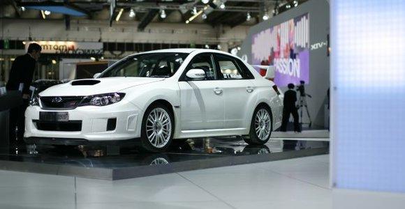 """Dideli """"Subaru"""" planai"""