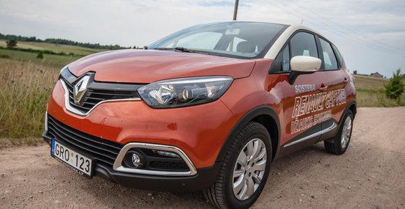 """""""Renault"""" ir """"Dacia"""" pardavimai Lietuvoje kilo 38 proc."""