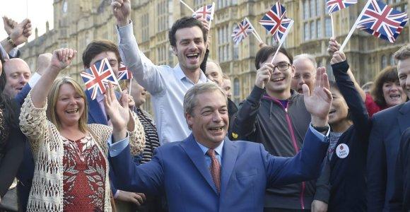 5 iššūkiai ES paliekančiai Jungtinei Karalystei