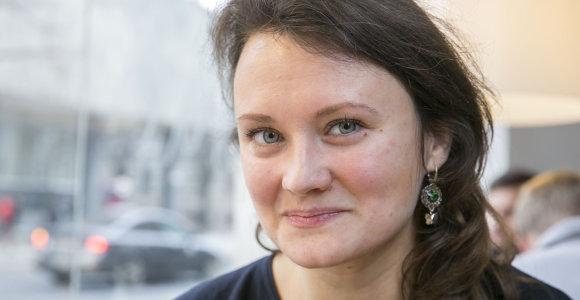 """Papuošalų kūrėja Dalia Daškevičiūtė: """"Svarbu sudaryti įspūdį, kad tau puikiai sekasi"""""""