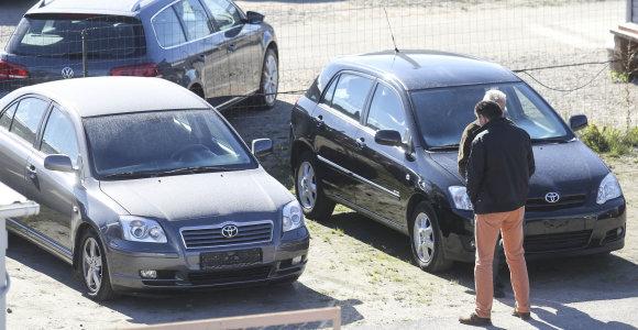 """""""Regitros"""" atstovė: kodėl turgus – rojus sukčiams automobilių pardavėjams?"""