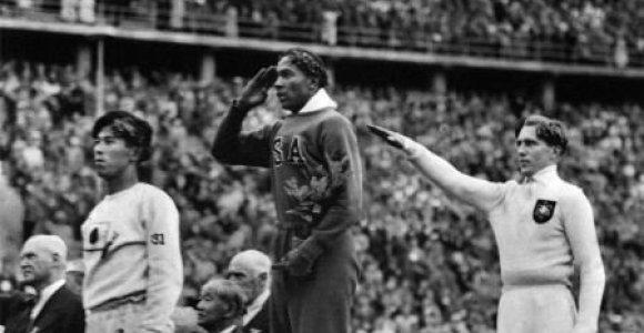 Olimpinis 1936-ųjų Berlynas: paskutinės žaidynės prieš didžiąsias skerdynes
