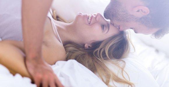4 sekso pozos, kurių vyrai stengiasi vengti