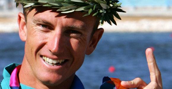 Olimpinis vicečempionas australas Nathanas Baggaley prisipažino gaminęs metamfetaminą