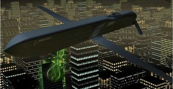 """Naujasis """"Boeing"""" elektromagnetinių impulsų ginklas CHAMP jau beveik paruoštas"""