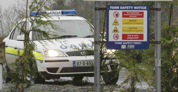 Airijos policija ieško airio ir lietuvės: poros dingimas siejamas su organizuota nusikalstama grupuote