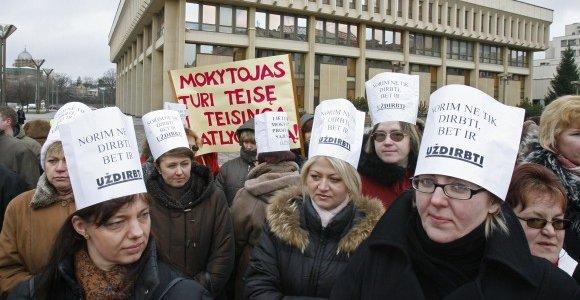 Profesija, kuri vyrams per sunki – iš 34 360 Lietuvos mokytojų tik 6 872 vyrai