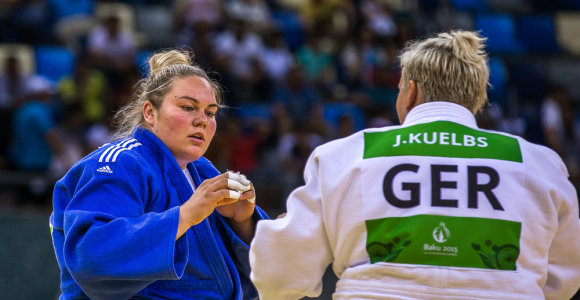 Santa Pakenytė Lietuvai iškovojo pirmą Universiados medalį