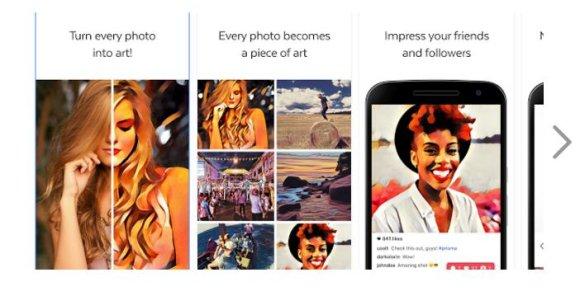 """""""Prisma"""" – rusų kurta nuotraukų programėlė, kuri taikosi pranokti """"Instagram"""""""