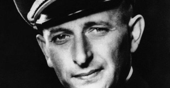Izraelis paviešino nacių karo nusikaltėlio Adolfo Eichmanno malonės prašymą