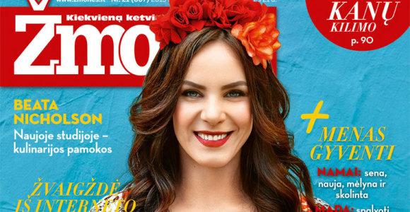 """Aktorė Valda Bičkutė: """"Pagaliau atėjo laikas asmeniniam gyvenimui"""""""