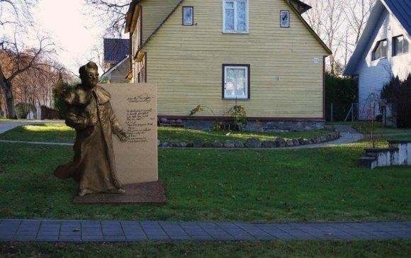 G.Piekuro maketas/Gedimino Piekuro sukurta skulptūra