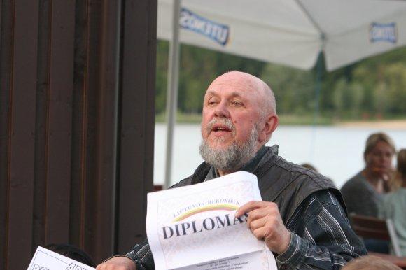 Alvydo Januševičiaus nuotr./Vilius Puronas
