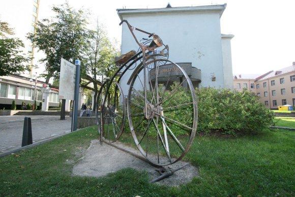 Skulptorius Martynas Gaubas.