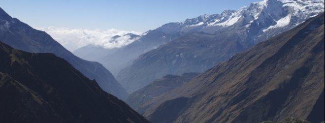 """Scanpix"" nuotr./Himalajų kalnai"