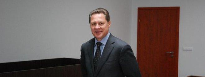 Sauliaus Chadasevičiaus/15min.lt nuotr./Povilas Milašauskas, buvęs VTF vadovas.