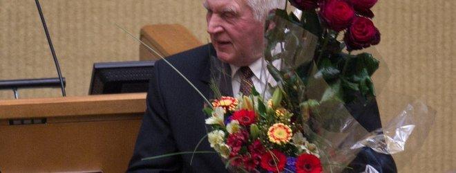 Antanui Terleckui įteikta Laisvės premija