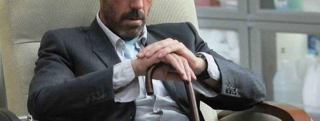 """""""Scanpix"""" nuotr./Hughas Laurie, įkūnijęs Daktarą Hausą."""