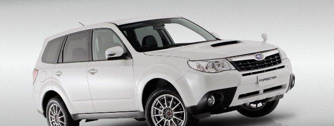 """Gamintojo nuotr./2011 metų """"Subaru Forester S-Edition"""""""
