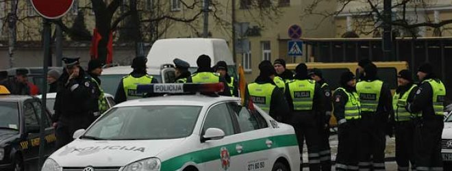 Andriaus Vaitkevičiaus/15min.lt nuotr./Policija