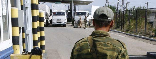 """Ukraina: Rusija pradėjo invaziją, """"humanitarinio konvojaus"""" tikslas – išprovokuoti karą"""