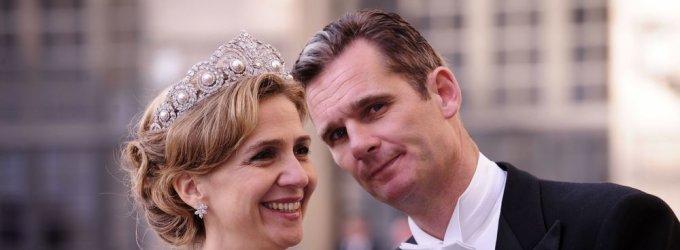 Ispanijos princesė Cristina de Borbon sės į kaltinamųjų suolą