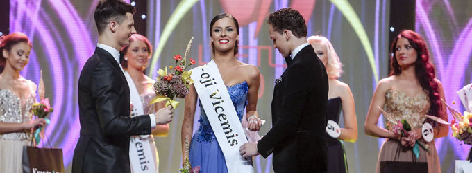 """Konkurso """"Mis Lietuva"""" pirmoji vicemis Patricija Belousova: """"Esu lenkė, kuri myli Lietuvą"""""""