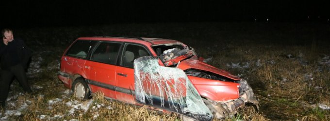 Per savaitę Lietuvos keliuose žuvo 8 žmonės: 4 pėstieji, 3 keleiviai ir vairuotojas