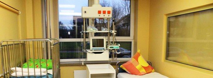 Kaune kūdikiui diagnozuota meningokokinė infekcija