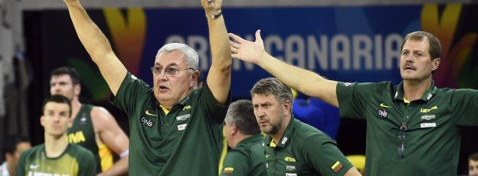 Žaidėjų vertinimas po rungtynių su Australija: Renaldo Seibučio pastangų nepakako