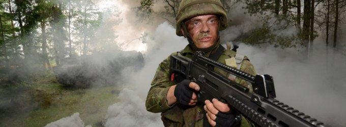 Lietuvos gynybos biudžetas auga trečdaliu – iki 1 mlrd. 465,7 mln. litų
