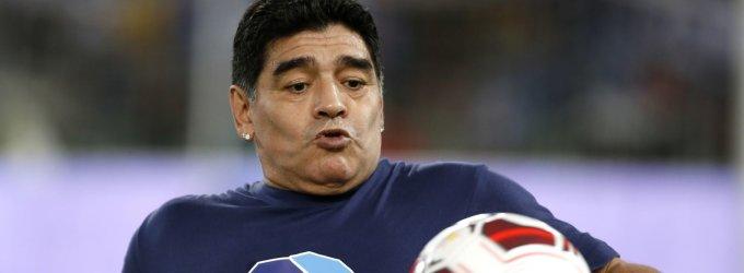 Diego Maradona sulaukė: jis įtrauktas į Šlovės muziejų