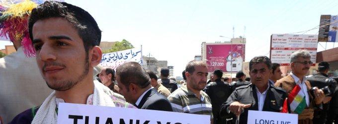 Irako ir Sirijos krikščionių kankinystės drama