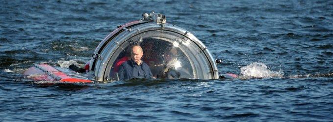 Rusijos ekonomikai skęstant, nauja Vladimiro Putino užduotis – surasti atpirkimo ožį