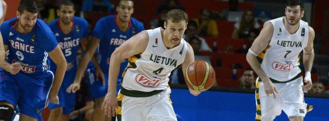 FIBA klasifikacijoje Lietuvos krepšinio rinktinė išsaugojo ketvirtąją poziciją