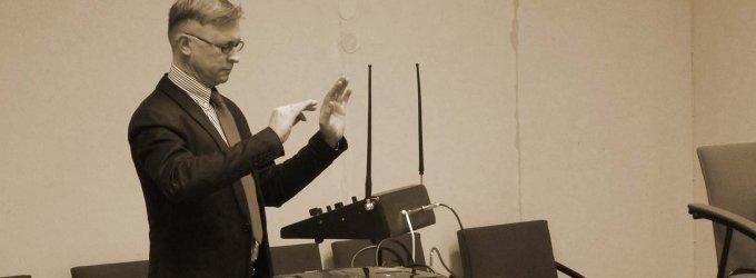 Fotografas ir kompozitorius pristato hepeningą, įkvėptą Kazachstano