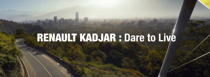 """""""Renault"""" pristato C segmento krosoverį """"Kadjar"""""""