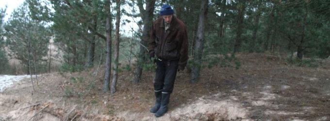 Dingusio ramygaliečio Arvydo Nykštelės nerandantys artimieji vyro jau ieško po žeme