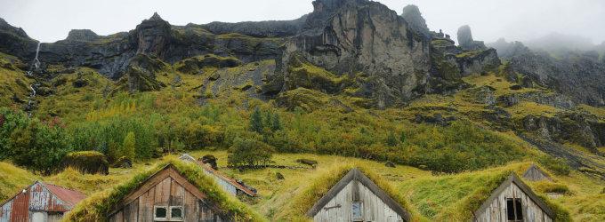 Islandija – bene vienintelė šalis, kuriai klimato kaita išeina į naudą