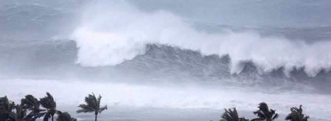 Žemei gresia klimato apokalipsė: 40 m vandenynų bangos, liūtys, šalčio ir karščio bangos