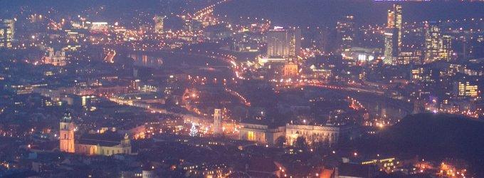 Vilnius – naujos kartos išmaniųjų pasaulio miestų dešimtuke