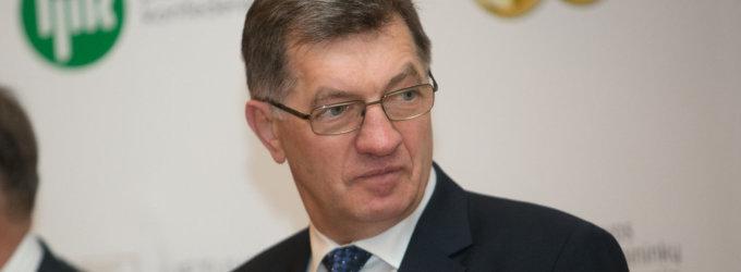 Algirdas Butkevičius: socialdemokratai mero rinkimus tikisi laimėti 20 savivaldybių