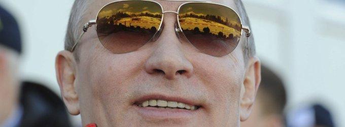 TV žiūrovai išvys dokumentinį filmą apie slaptą milijardinį Vladimiro Putino turtą