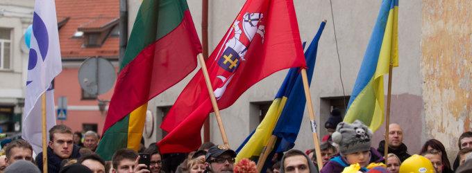 Ukrainą akcijomis remianti Užupio respublika atsidūrė Kremliaus rėmėjų sąraše