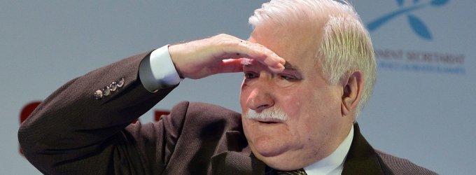 Lechas Walesa: Ukrainos apginklavimas galėtų sukelti branduolinį karą