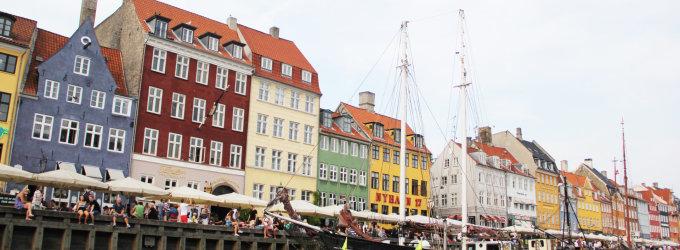 Kopenhaga – spalvingas dviračių jūroje skendintis miestas