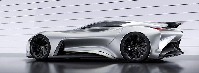 """""""Infiniti"""" sukūrė konceptą, kurį bus galima pamatyti tik """"Gran Turismo 6"""" žaidime"""