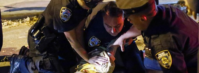 Buvęs JAV policininkas: jeigu nenorite būti nušautas – darykite viską, ką liepia