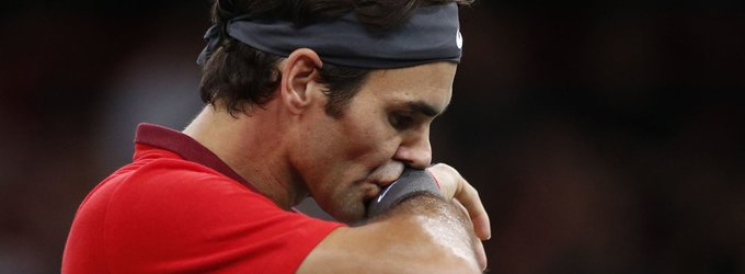 Rogeris Federeris pateko į ketvirtfinalį Paryžiuje