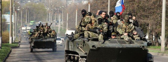 Nauja taktika: rusų kariai Donbase masiškai perrengiami separatistų drabužiais